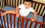 9 tháng tuổi, bé đòi 'độc lập'