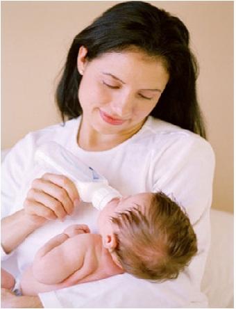Một số vấn đề khi cho trẻ bú