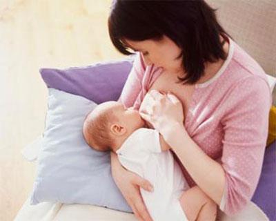 Kích thích sã xuống nhanh sau khi sinh
