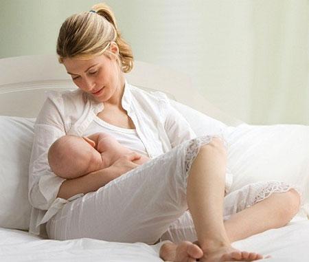 Chế độ ăn uống cho thai phụ sau sinh