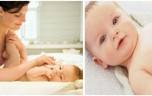 Cách giữ trẻ sơ sinh luôn sạch sẽ