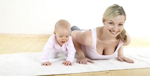 Giảm cân cho phụ nữ sau sinh