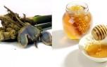 Chữa đau dạ dày nhờ nghệ đen trộn mật ong